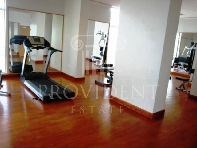 Gym - Clayton Residency, Business Bay