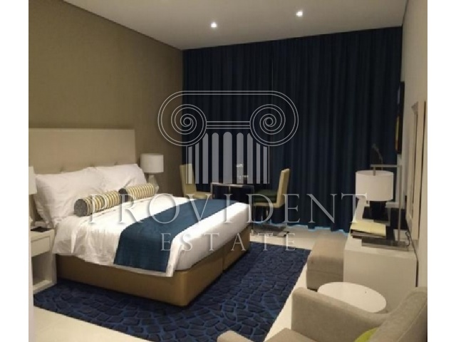 The Cosmopolitan, Business Bay-Bedroom