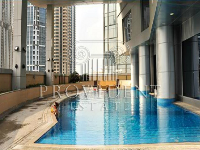Blue Bay Tower, Business Bay - Shared Pool