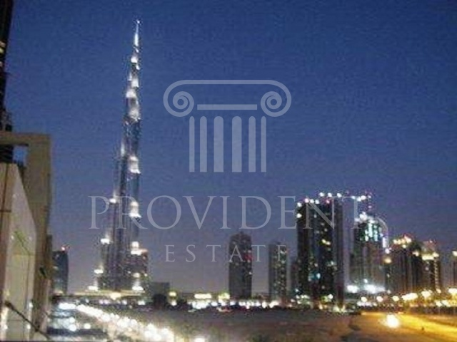 Burj Khalifa View -Podium Villa- Business Bay