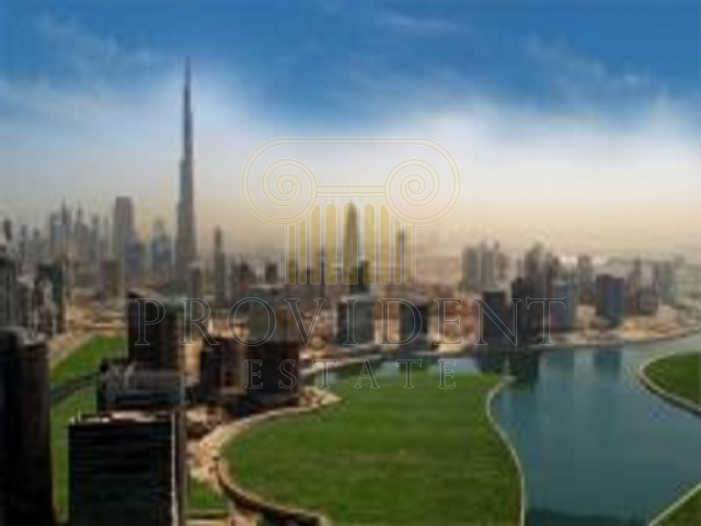 Burj Khalifa View - Churchill Residency Tower_Business Bay