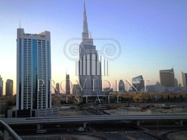 51 at Business Bay-Burj Khalifa and Dubai Mall Views