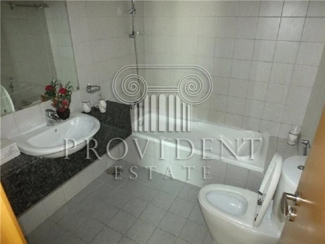 Clayton Residency, Business Bay - Bathroom