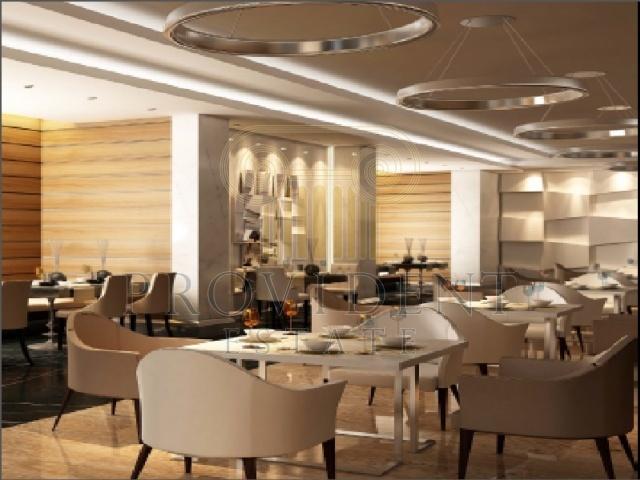 Capital Bay Tower 1, Business Bay-Coffee Lounge