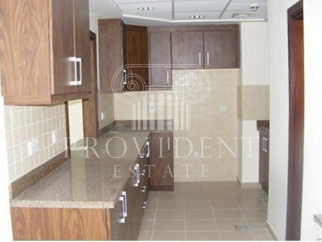 Executive Tower E, Business Bay - Kitchen Area