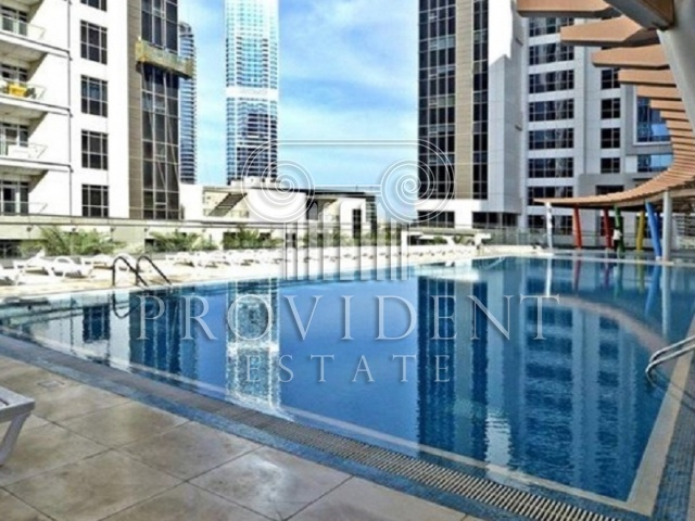 Executive tower villas business bay The address dubai marina swimming pool