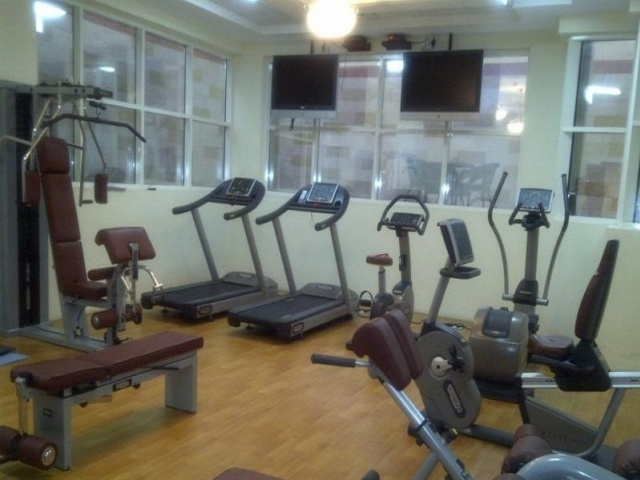 Fairview Residency, Business Bay - Shared Gym