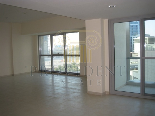 Living Area - Executive Tower H_Business Bay