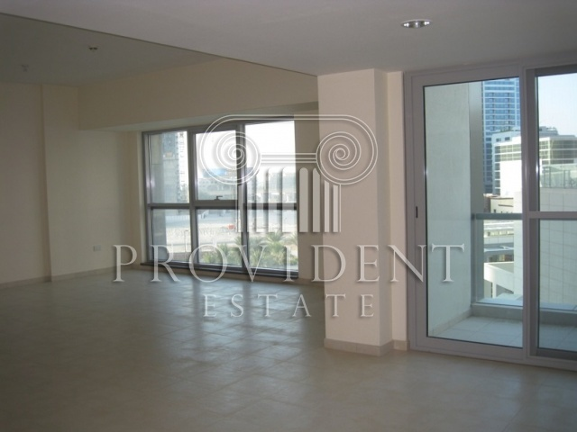 Executive Tower G, Business Bay - Living Area