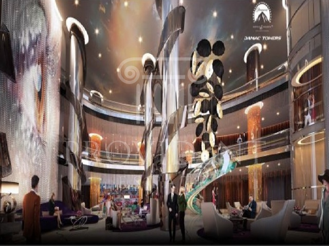 Lobby - DAMAC Towers_Business Bay