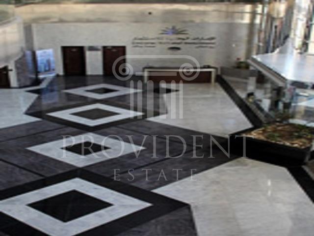 Lobby -  Churchill Executive Tower_Business Bay