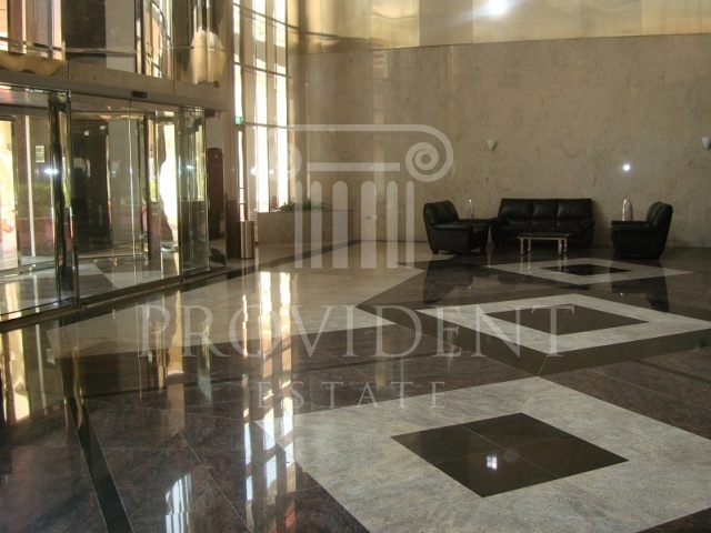Lobby - Churchill Executive Tower_Business Bay