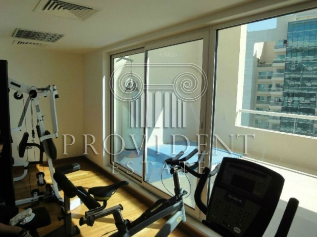 Mayfair Residency, Business Bay - Gym