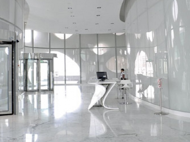 O-14 Tower, Business Bay - Reception Area
