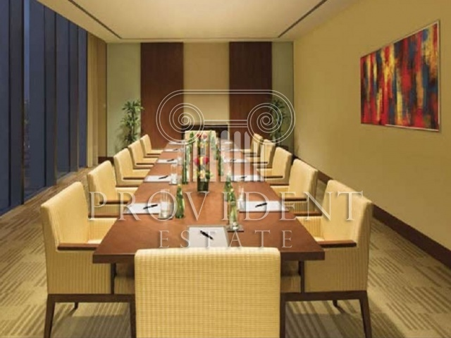 Oberoi Hotel, Business Bay - Meeting Room