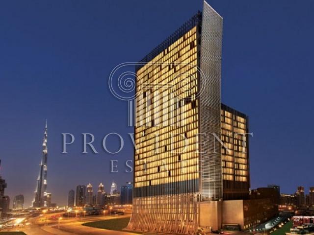 Oberoi Hotel, Business Bay
