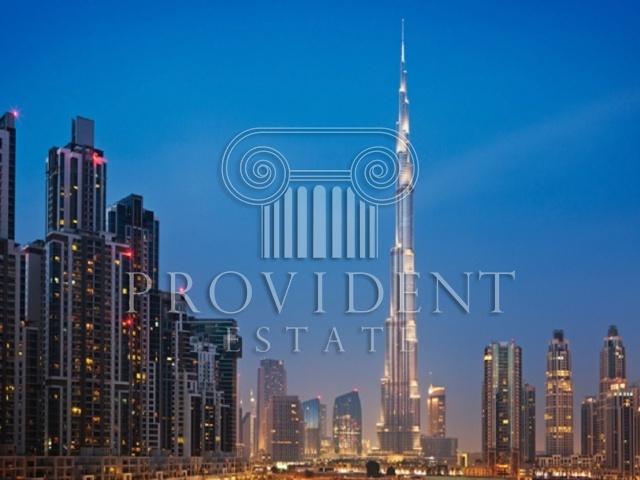 Oberoi Hotel, Business Bay - Burj Khalifa View