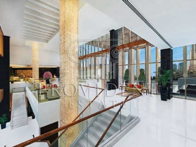 Oberoi Hotel, Business Bay - Lobby