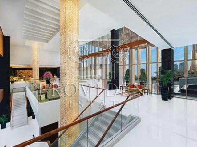 Oberoi Hotel, Business Bay - Lobby