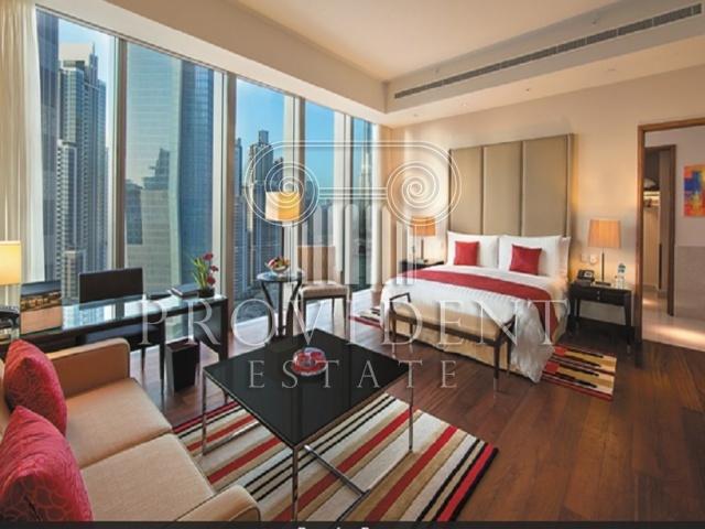 Oberoi Hotel, Business Bay - Premier Room