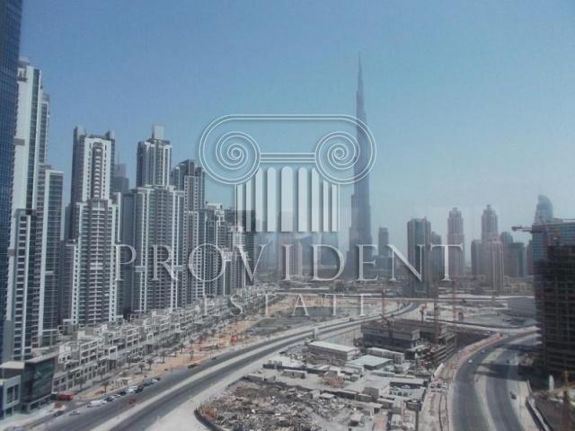 The Oberoi Center, Business Bay - Burj Khalifa View