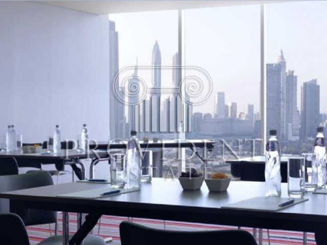 Radisson Blu Hotel, Downtown Dubai
