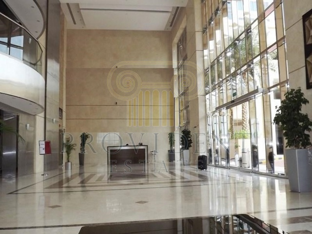 Reception Area - Churchill Residency Tower_Business Bay