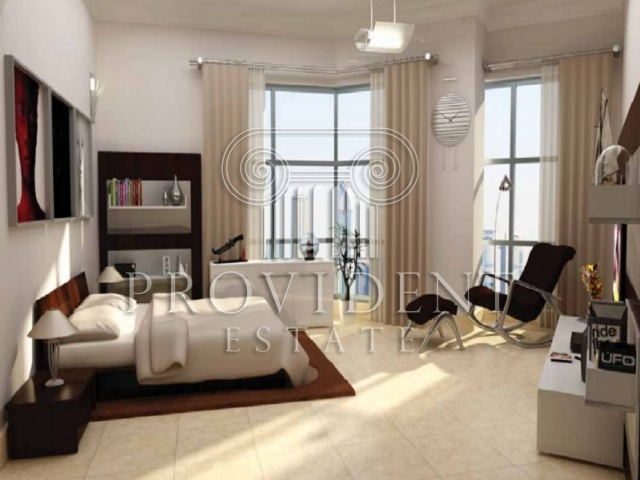 Safeer Tower, Business Bay - Bedroom