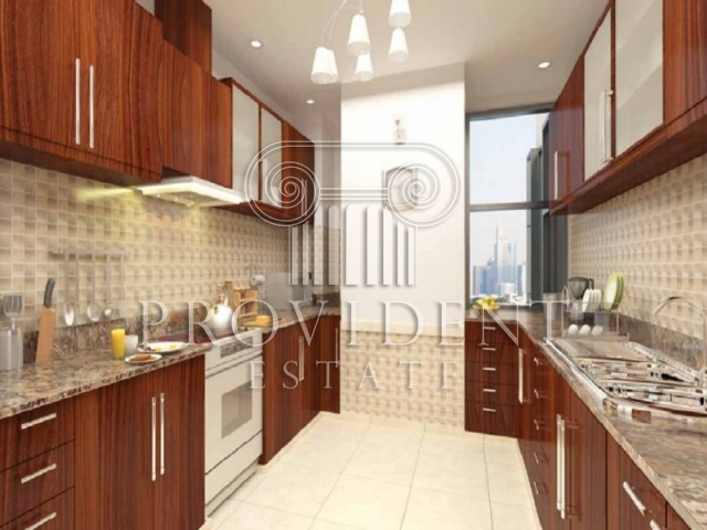 Safeer Tower, Business Bay - Kitchen Area