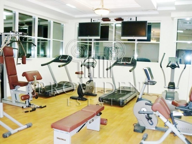 Scala Tower, Business Bay - Shared Gym