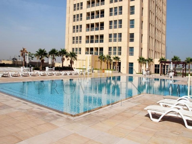 Swimming Pool - Churchill Residency Tower_Business Bay