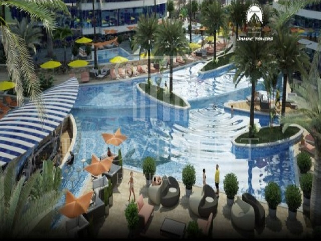 Swimming Pool - DAMAC Towers_Business Bay