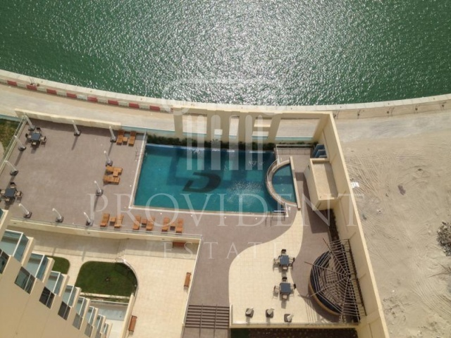 Swimming Pool - RBC Tower _Business Bay