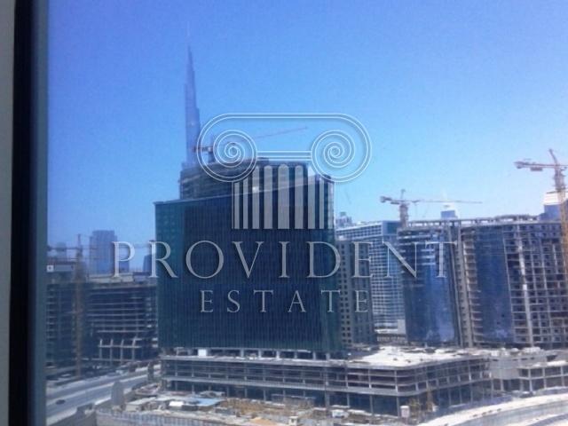 The Burlington, Business Bay - Burj Khalifa View