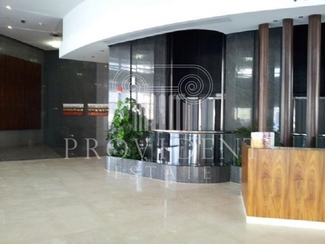 The Citadel Tower, Business Bay - Reception Area