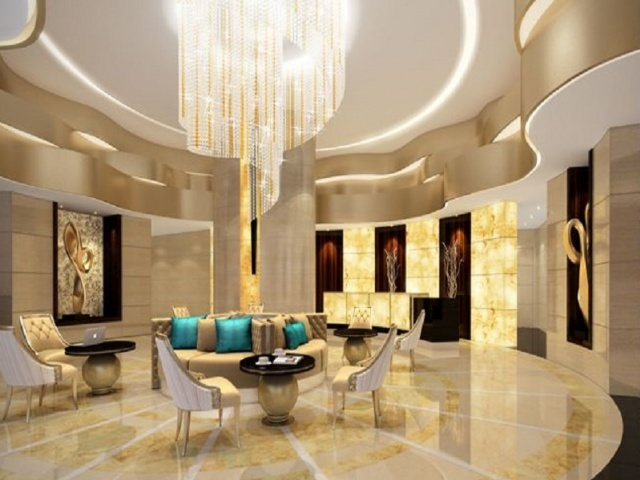 The Cosmopolitan, Business Bay - Lobby