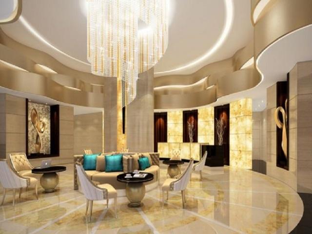 The Cosmopolitan, Business Bay - Lobby