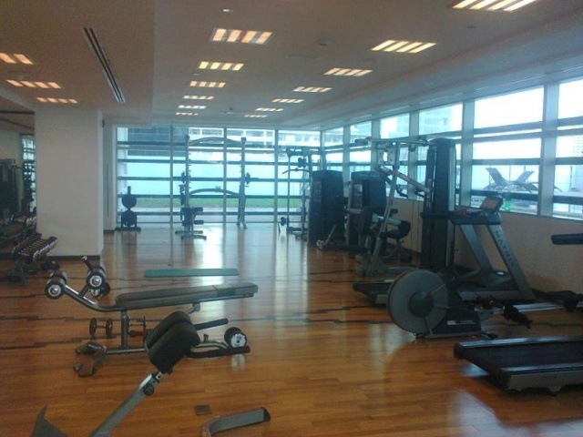 The Prism, Business Bay - Shared Gym