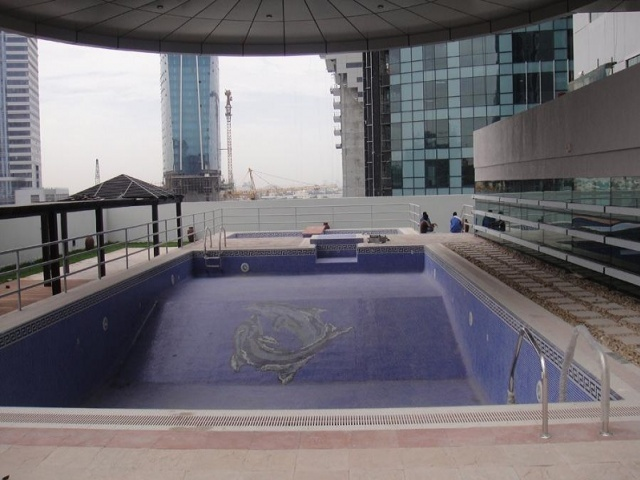 The Prism, Business Bay - Swimming Pool