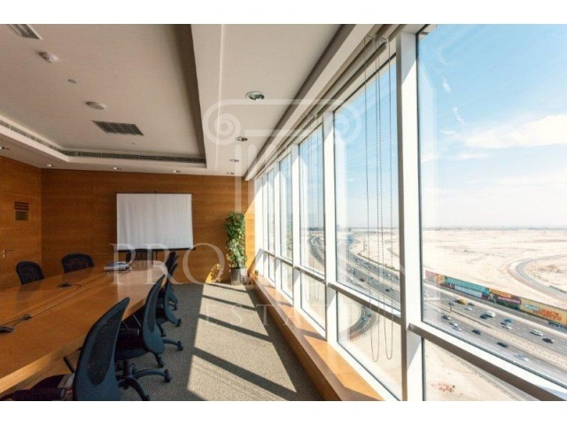 Shell and Core office - Sobha Sapphire, Business Bay